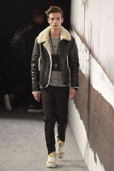 Coach Men's RTW Fall 2015 - Slideshow - Runway, Fashion Week, Fashion Shows, Reviews and Fashion Images - WWD.com