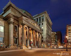 Banque de Montréal, Place d'Armes