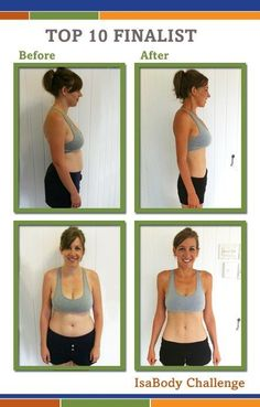 Isagenix results. Before and after results from using Isagenix 30 day system.