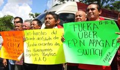 En éxodo contra Uber - El Diario de Yucatán