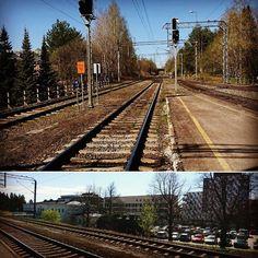 Nuo kiskot vievät tänään #Kuopiosta #helsinkiin