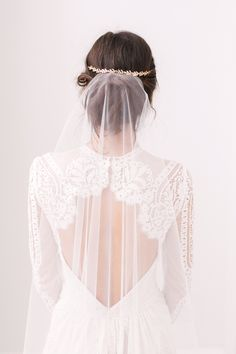 skylar barely there veil