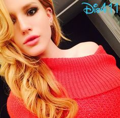 Photo Shoot For Bella Thorne With Candie's June 1, 2014