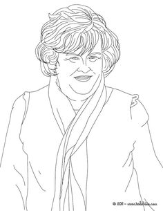 127 Best Famous People Coloring Pages Images People Coloring Pages