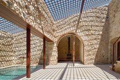Reforma d'una #masia: Proyecto ganador de los Premios de #Arquitectura de las Comarcas de #Girona 2016