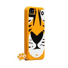 iPhone 5/5S Creature Case Tiger, $12, now featured on Fab.