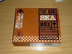 THE BIG SKA BOX - 3 x CD SET - Judge Dread ,Bad Manners , Selecter etc