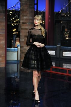 Late Show with David Letterman (2012)