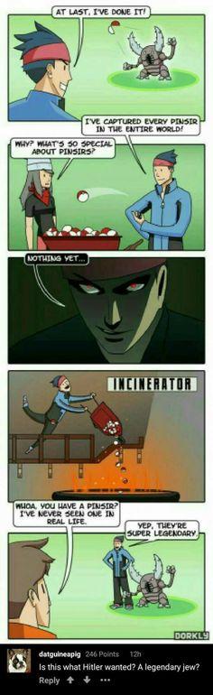 Old pokemon > new pokemon