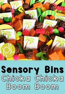 Hands-on sensory pla