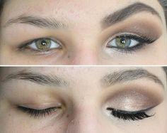 maquiagem para pálpebras gordinhas