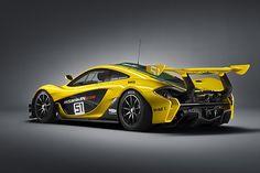 맥라렌(McLaren) P1 GTR 이미지 4