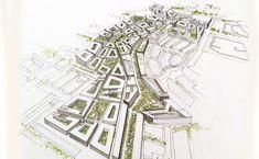 Hacia una visión del diseño urbano sustentable: ciudades para la naturaleza Study Architecture, Architecture Sketches, Archdaily Mexico, Bartlett School, Environmental Challenges, Living In Mexico, Aesthetic Value, Master Plan, Urban Planning