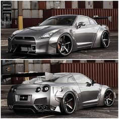 "MUST SEE "" 2017 Liberty Walk Nissan GTR "", 2017 Concept Car Photos and Images, 2017 Cars"