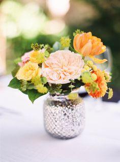 Photography: Ray Kang - raykang.com  Read More: http://www.stylemepretty.com/2014/11/20/colorful-summer-wedding-at-the-villa-san-juan/