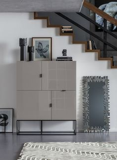 Lacquered MDF highboard HEAVEN | Highboard by KARE-DESIGN
