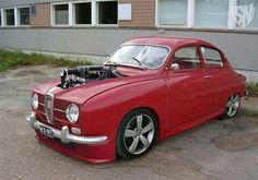 Saab 96 monster