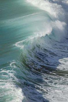 Ocean Waves crashing - taken at Big Sur, California, USA.
