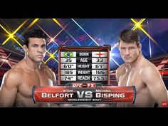 UFC 198 Free Fight: Vitor Belfort vs Michael Bisping