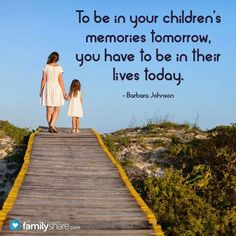 Make time to be with your children♡♡