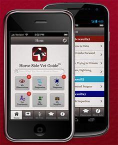 Vet launches horse health app