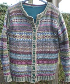 Ravelry: Project Gallery for Orkney pattern by Marie Wallin Rowan Knitting Patterns, Chunky Knit Throw Blanket, Scandinavian Pattern, Nordic Sweater, Crochet Wool, Crochet Cardigan Pattern, Crochet Magazine, Fair Isle Knitting, Knitted Throws