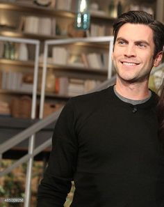 Wes Bentley <3 American Horror Story, Face Claims, Male Beauty, Mens Tops, Hot Boys, Wolves, Oc, Commercial, Blush