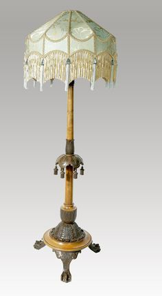 Edwardian Standard Lamp, £1,350 Antique Atlas