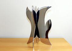 Claudio_bettini Gift home_decor design_made_in_Italy modern_abstract_steel_sculpture original_Gift_Ideas exclusive_italian_design