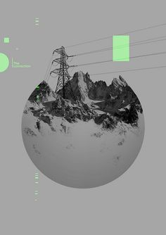 it's like a small planet, but it's not, but it is. by dan mountford.