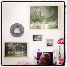 Casa de Amos Gallery Wall, Frame, Home Decor, Home, Te Amo, Picture Frame, Decoration Home, Room Decor, Frames