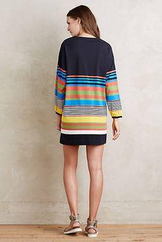 Mondrana Stripe Dress