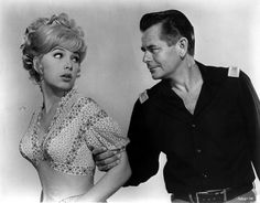 Stella Stevens and Glenn Ford - ADVANCE TO THE REAR