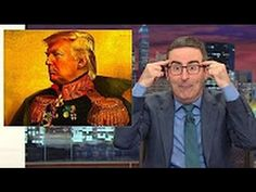 John Oliver's Reaction On Donald Trump Attacking Syria - LastWeekTonight...