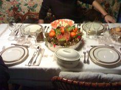 Elegant family table