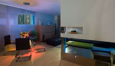 Proyecto de interiorismo en vivienda unifamiliar aislada.