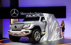 Mercedes SUV Future