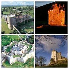 Castles to stay in!