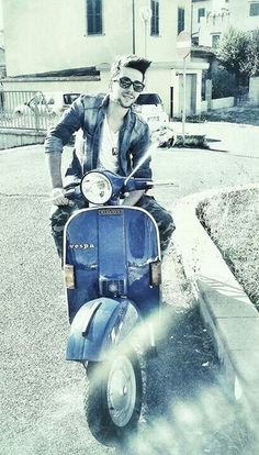 Style and scooter