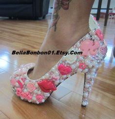 Barbie High Heels Clubwear, too fun!
