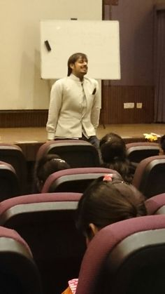 Awesome discussion with the lovely audience of Disha Institute, Raipur
