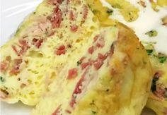 Omelete de Forno do Mais Você
