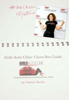 The idea for the auto clinic in One of the Guys came about when I read about the clinic operated by this female mechanic, Patrice Banks. Patrice Banks, Woman Mechanic, One Of The Guys, Like You, Clinic, Ted, Feelings, Female, Reading
