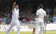 Anderson passes Trueman, Botham and Khan in one day at Lord's