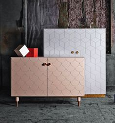 Lovenordic Design Blog: BOOKMARKED | alternative fronts and pieces for IKEA furniture by Superfront