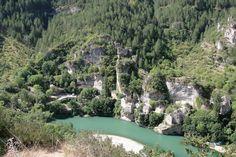 Castelbouc, Gorges du Tarn (photo Birgit Hennephof)