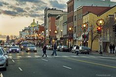 Nicknamed the most stylish neighborhood in DC, Georgetown has the perfect amount of shopping, food and fun.