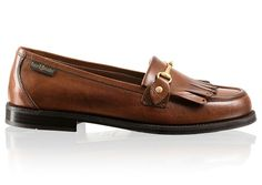 With or without tights, loafers are the perfect footwear for autumn in that chic, back-to-school sort of way.