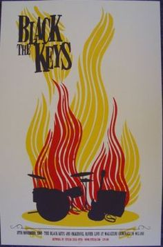 The Black Keys by STEUSO