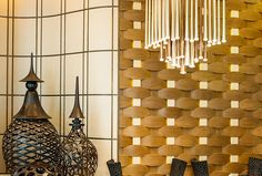 The St. Regis Bangkok - Decorating detail at The Lounge